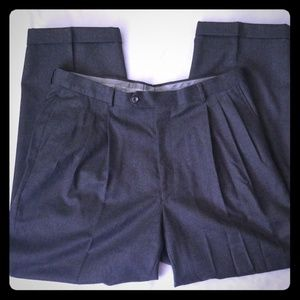 Gray Vito Rufolo dress pants
